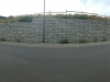 Gravity Redi-Rock Retaining Wall